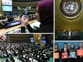 Report: Halsten @ UN Members' Day