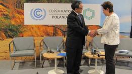 SDG Pavilion - COP24: SDG 7 Poland