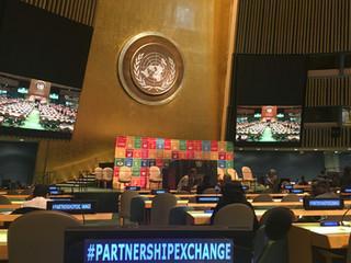 High-level political forum on SDGs