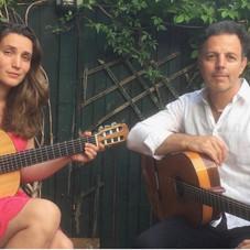 Milica Davies and Ramon Ruiz