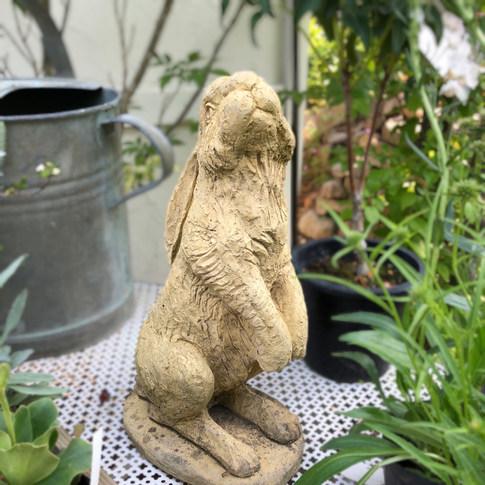 ウサギ ガーデン雑貨