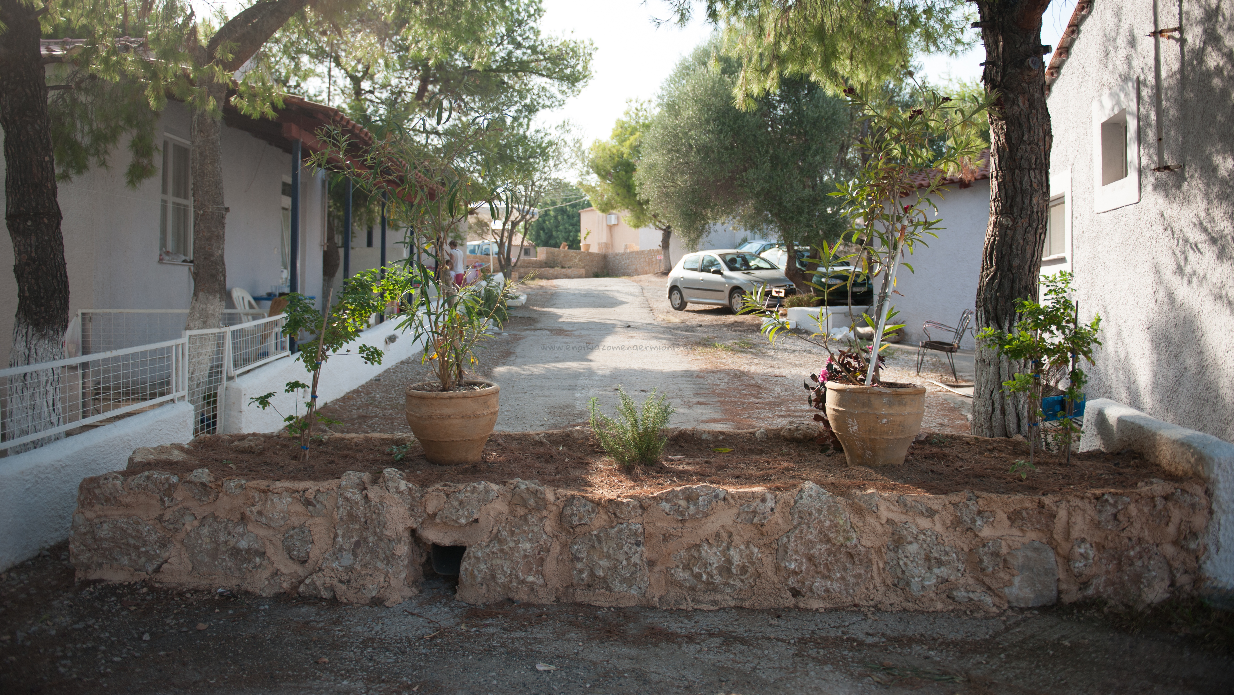 Ενοικιαζόμενα σπίτια του καταλύματος για σεζόν ή χρόνο