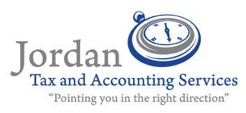 Jordan Tax and Accounting Logo