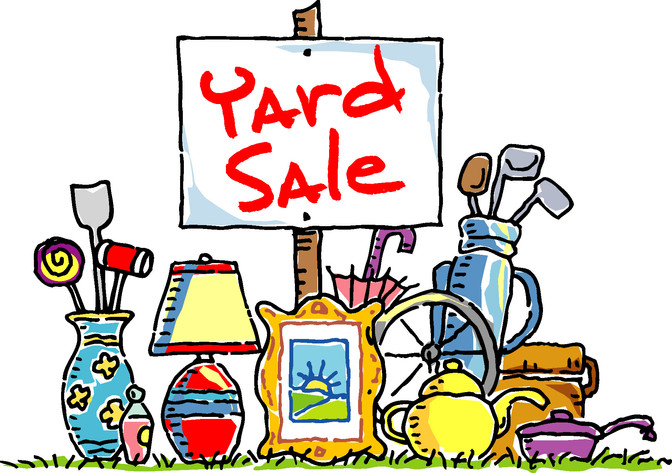 Spring Community Yard Sales