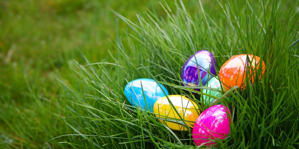 2020 Annual Easter Egg Hunt