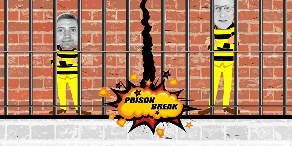 Conférence gesticulée 'PRISON BREAK'