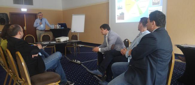 Podsumowanie panelu dyskusyjnego dot. zagospodarowania osadów ściekowych