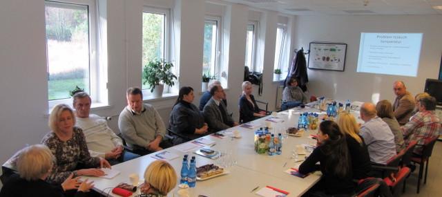 III spotkanie Zachodniopomorskiej GTS w Świnoujściu - relacja