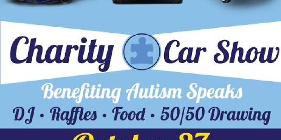 Alpha Xi Delta Autism Charity Car Show