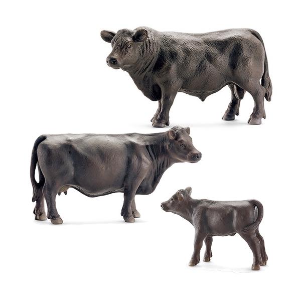 ブラックアンガス牛