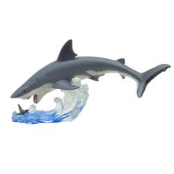 ホオジロザメ 襲撃