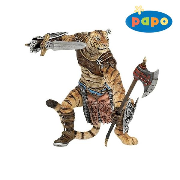 タイガー戦士