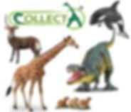 COLLECTA(コレクタ)動物フィギュア・恐竜フィギュア