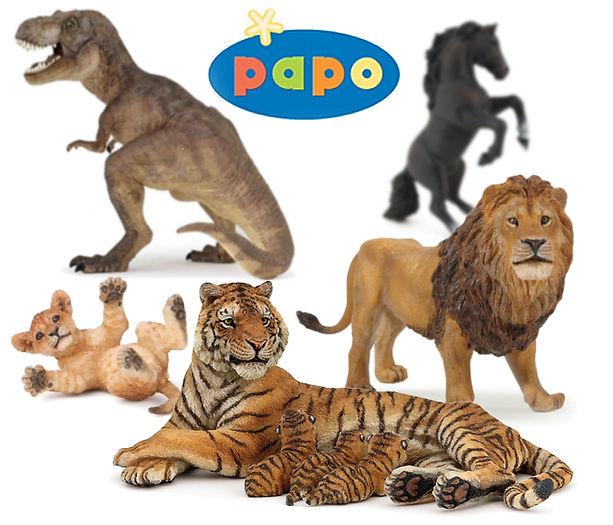 PAPO(パポ)動物フィギュア・恐竜フィギュア