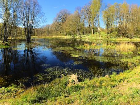 Möt våren vid kungsgården 27 april...