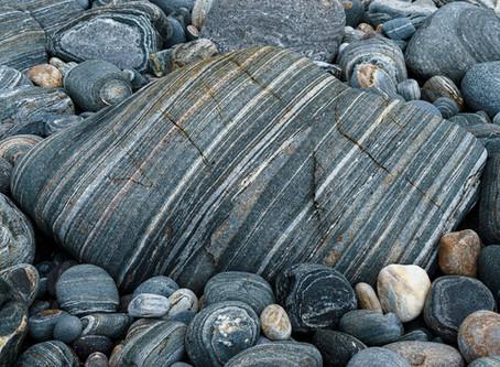 Skånes geologi den 22 april