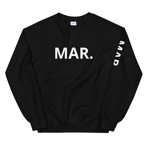 MAR. Sweatshirt