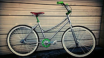 "Santa Barbara Cruisers, Custom 26"" Bike Frames, Cruisers, BMX"