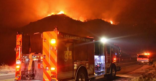 Photo Credit: Mike Eliason, SB County Fire