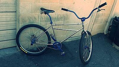 "Santa Barbara Cruisers, Custom 26"" Bike Frames, Cruisers, BMX"