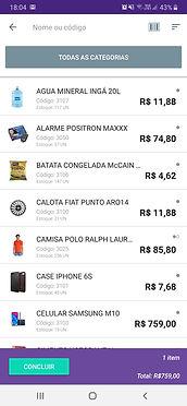 hiper app vendas