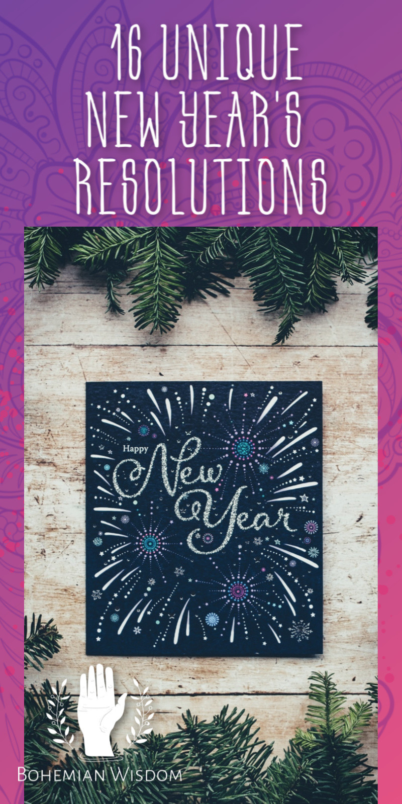 Unusual New Year's Resolutions . 16 unique resolutions. Unique new year's resolution ideas. The best new years resolution ideas.