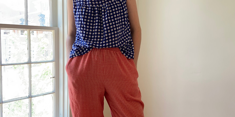 Sew Clothes With Confidence Virtual Class Series
