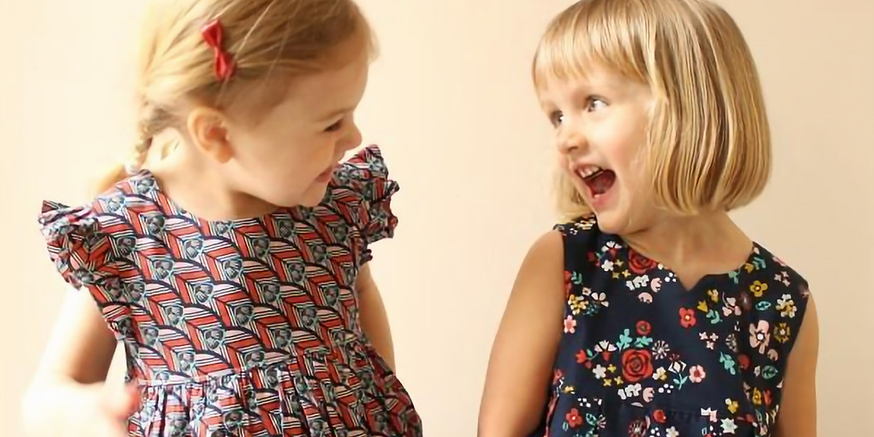 Sew a Child's Dress (Two Sessions)