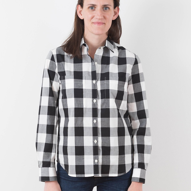 Sew a Collared Shirt with Eliza West (Three Sessions)