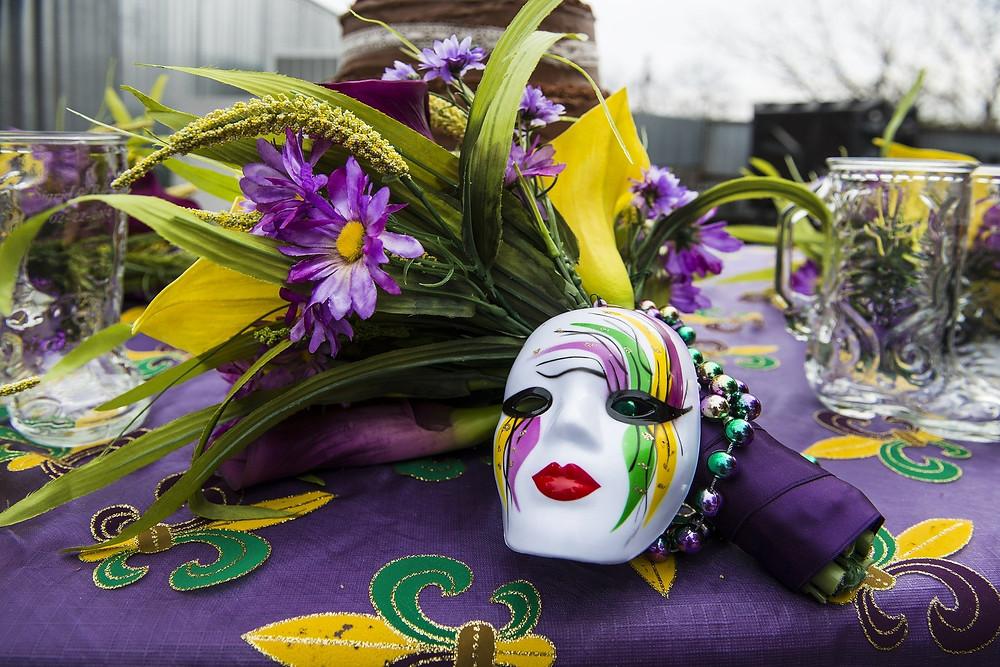 8 Mardi Gras Side Hustles for Mad Cash. How to make money during Mardi Gras. Louisiana side hustles. Mardi gras fun. Make money in February. How to become a Mardi Gras vendor.