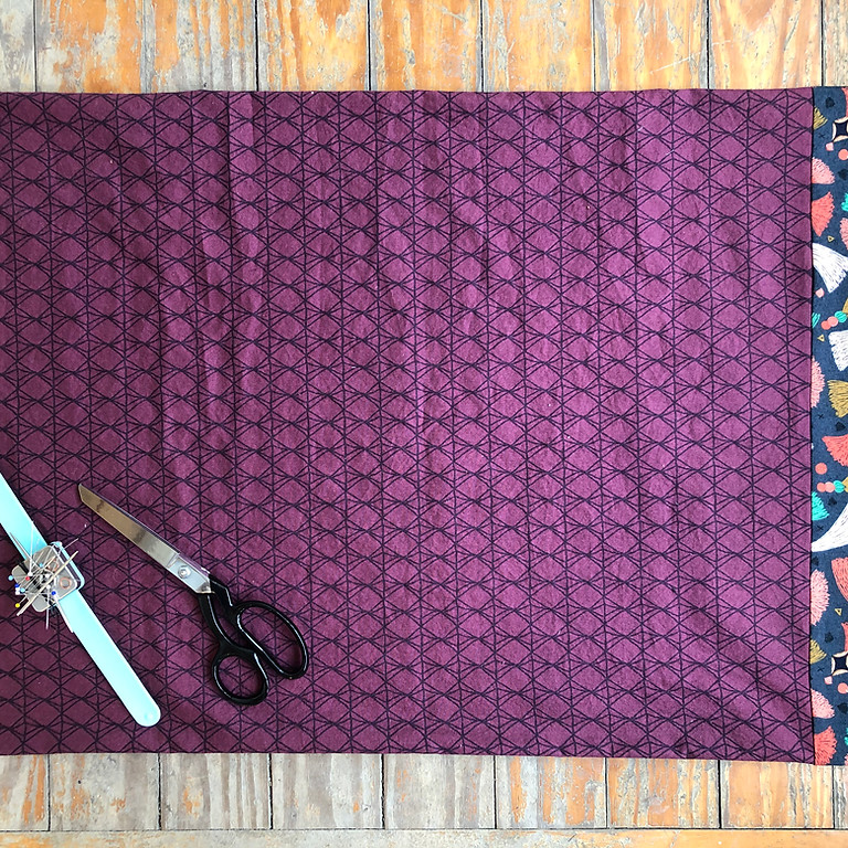 Learn to Sew With Confidence with Mary Margaret (Four Sessions)