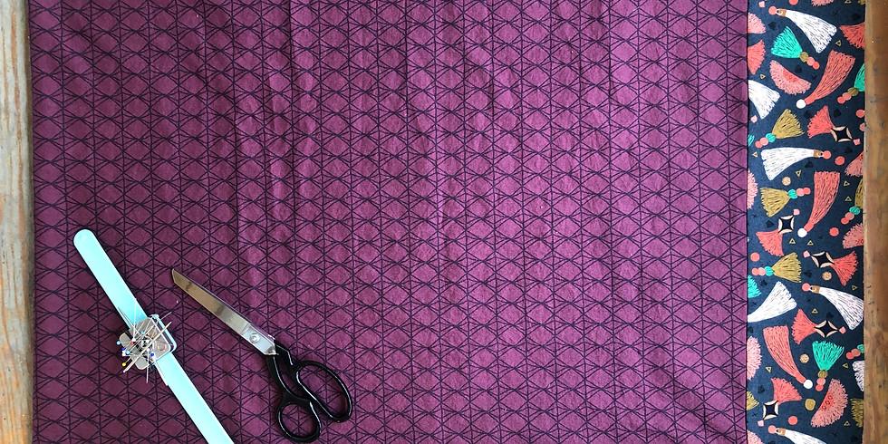 Learn to Sew: Beginner Pillowcase