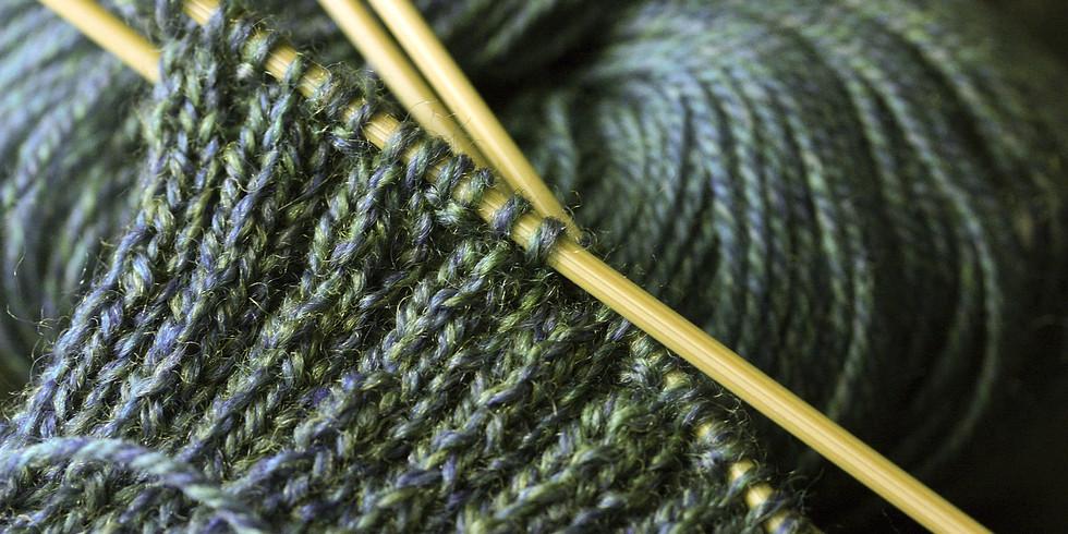 Handmade Gifts: Knitting Fingerless Mitts