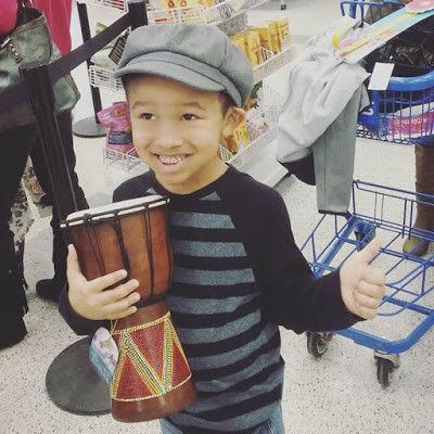 Can children attend drum circles?