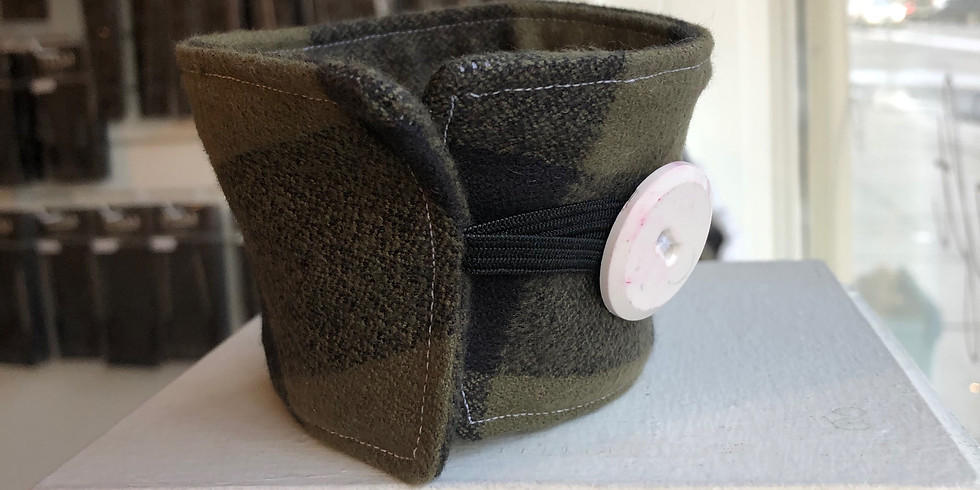 Handmade Gifts: Sew a Cup Cozy