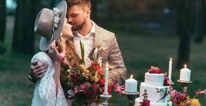 The Ultimate Guide to Having a Cheap & Beautiful Bohemian Wedding