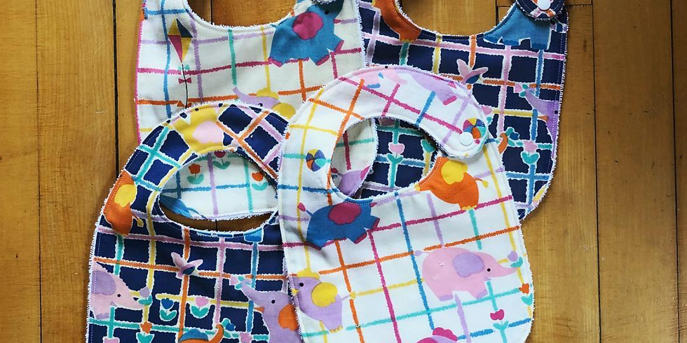 Sewing for Baby Virtual Class Series