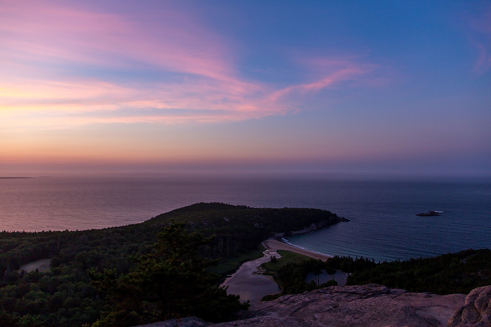 The Breathtaking Beauty of Acadia National Park