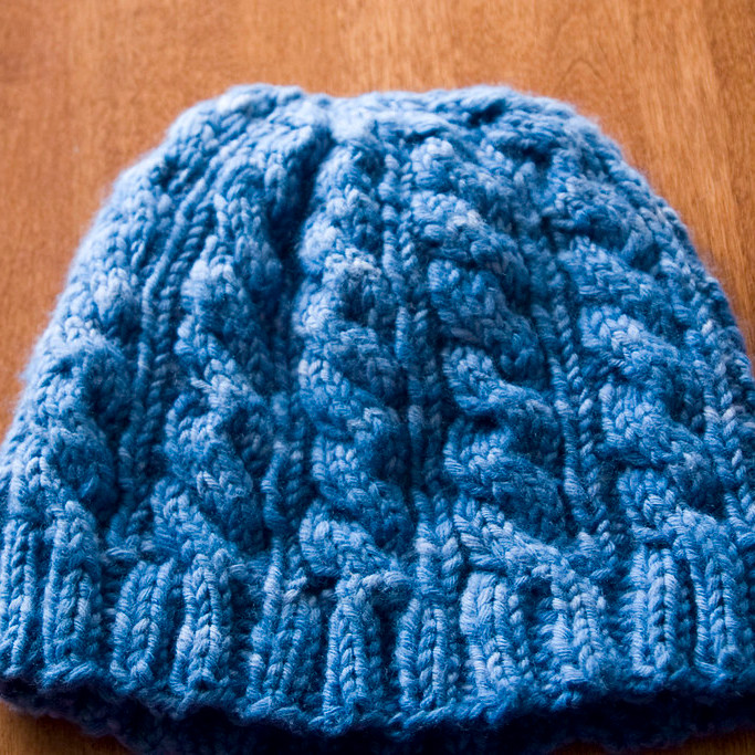 Next Level Knitting: Cabled Hat & Mittens with Becky DeVerna (Four Sessions)