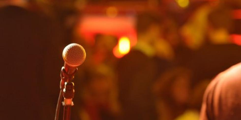 AMT Live ! Broadway Brunch Open Mic Virtuel