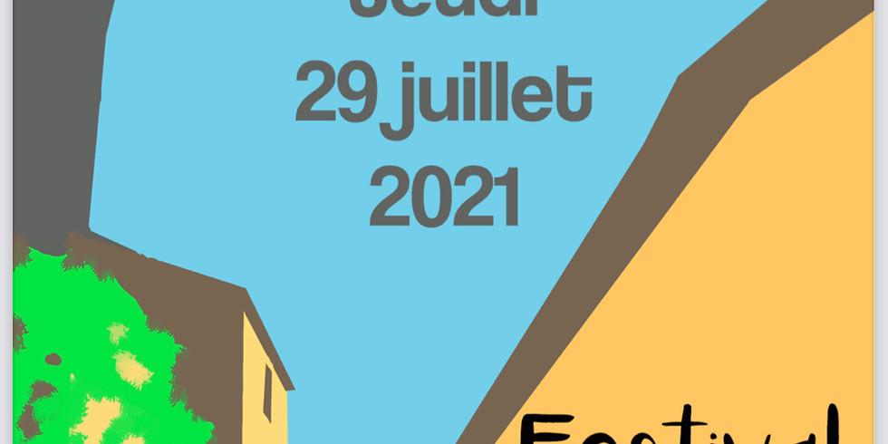 Festival Changez d'Air(s) à Peyres