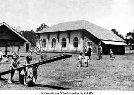 Nakuru Nursery School