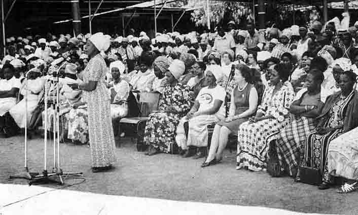 Delegation of Kenyan Women