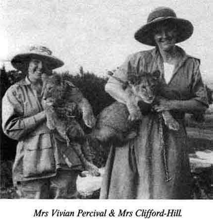 Percival Clifford-Hill