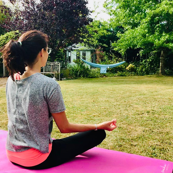 Yoga in The Garden - Saturday 22nd May   10-11am