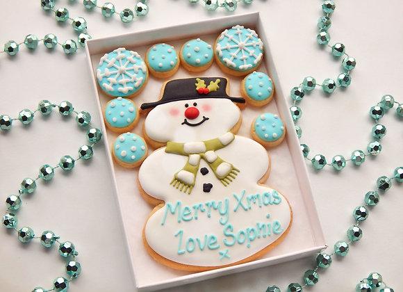 personalised jolly santa
