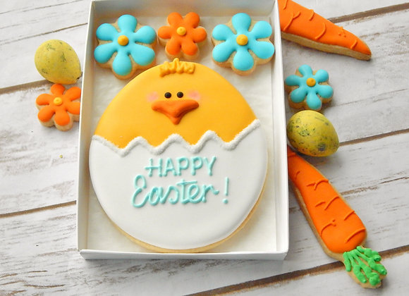 Personalised Easter Chick