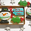 Thumbnail: personalised frosty snowman gift box