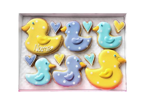personalised ducklings