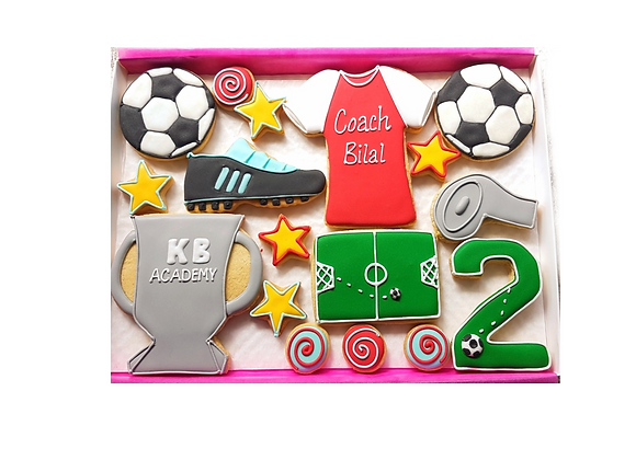 personalised football birthday